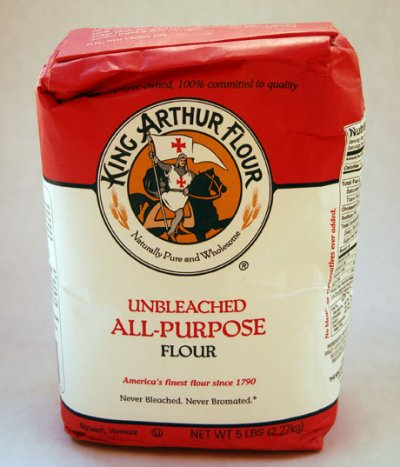 All Purpose Flour, Enriched, Unbleached & Unbromated