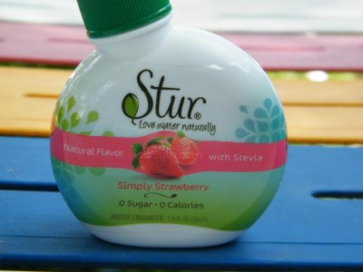 Delicious Natural Stevia Water Enhancer