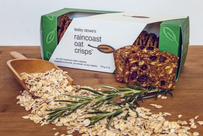 Raincoast Oat Crisps, Oats And Seed Crackers