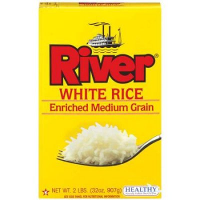Rice, Enriched Medium Grain White