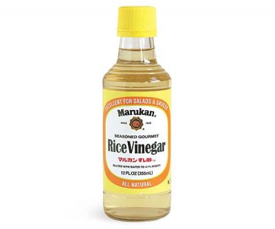 Rice Vinegar, Natural