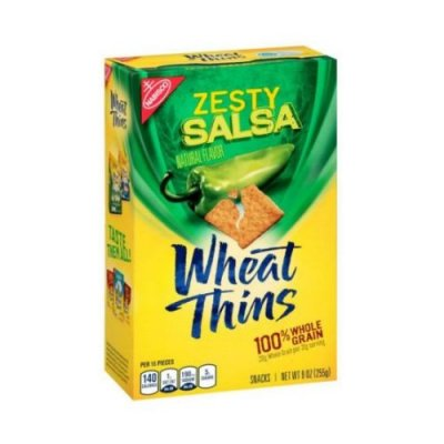 Wheat Thins Zesty Salsa Crackers
