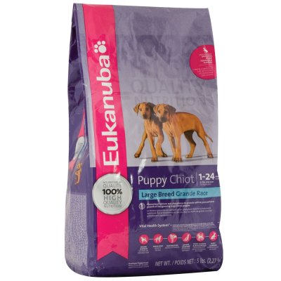 Dog Food, Puppy Large Breed