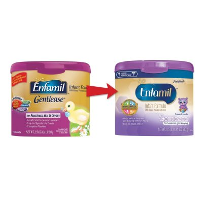 Infant Formula, Milk Based, with Iron, Powder