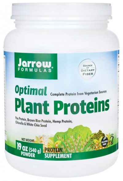 Optimal Plant Proteins Supplement