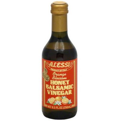 Balsamic Vinegar, Orange Blossom Honey