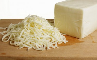 Cheese, Mozzarella Shredded