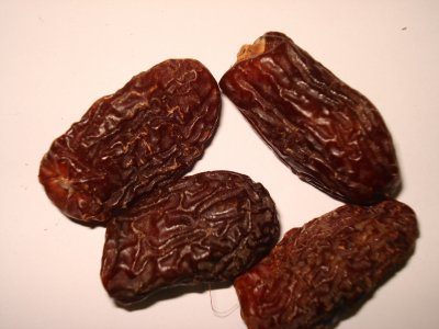Dates, Dried
