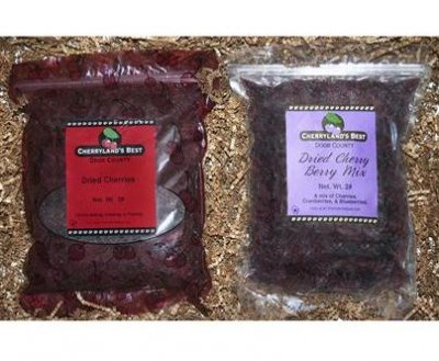 Dried Cherry Berry Mix