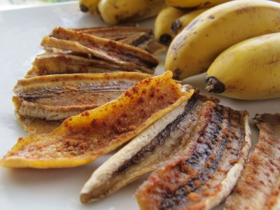 Dried Fruit, Baby Bananas