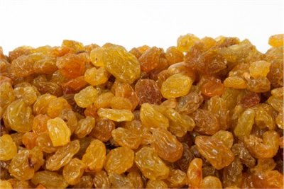 Golden Raisins, California