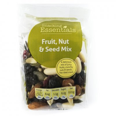 Non Nut Seed And Fruit Mix