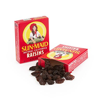 Organic California Raisins