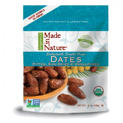 Organic, Dates, Retailer Assigned , Dried