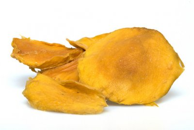 Organic Mango Slices