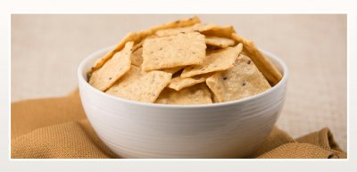 Baked Crackers, Multigrain Flax