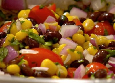 Salsa, Black Bean & Corn