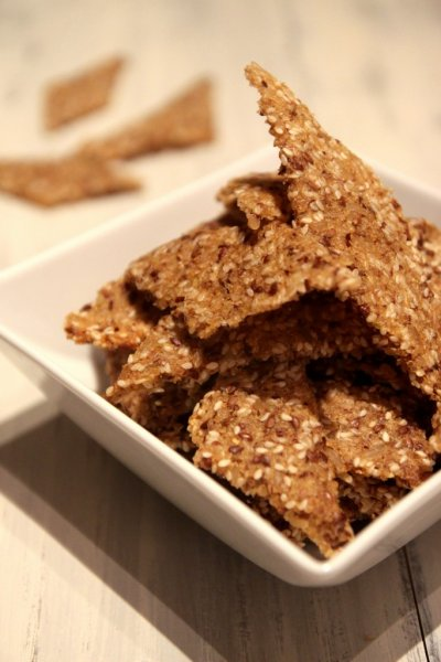 Rice Crackers - Toasted Sesame