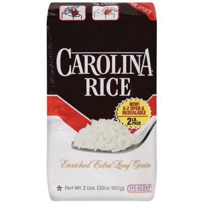 Enriched Rice, Carolina