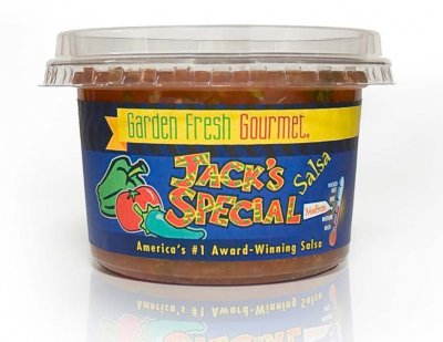 Jack's Special Salsa