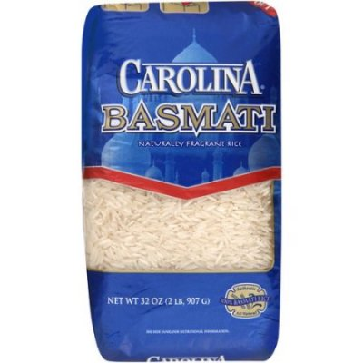 Rice,Basmati Aged Imported Enriched Indian Fragrant Rice