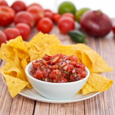 Salsa, Thick and Chunky