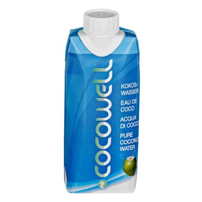 100% Pure Brazilian Coconut Water