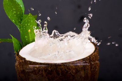 Coconut Water, Organic Young