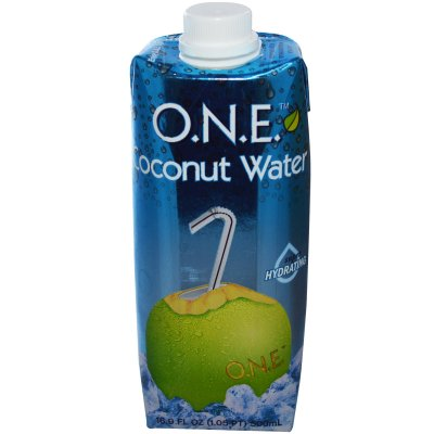 Pure Coconut Water, Natural