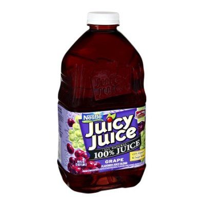 100% Grape Fruit Juice