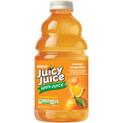 100% Juice, Orange Tangerine