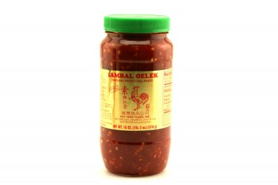 Chili Paste, Ground Fresh