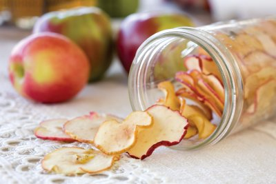 Apple Chips, Granny Smith