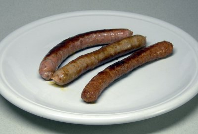 Luncheon Sausage, pork and beef
