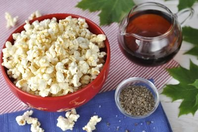 Popcorn, Vermont Maple & Sea Salt