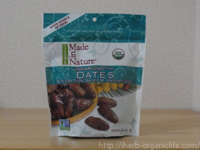 Dates, Pitted, Sun-Dried & Unsulfured