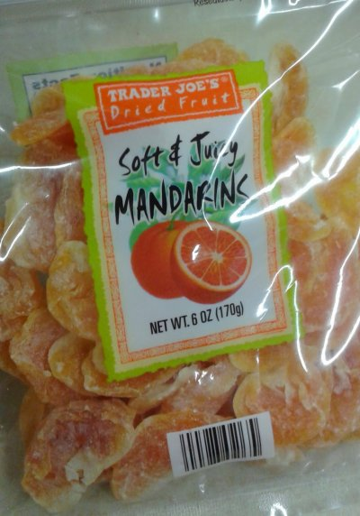 Soft & Juicy Mandarins