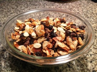 Organic Fruit And Seed Trail Mix