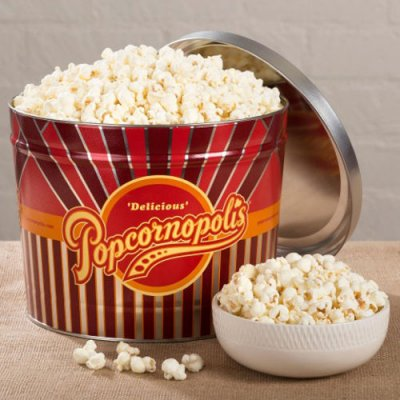 Popcorn - Organic White Cheddar Cheese