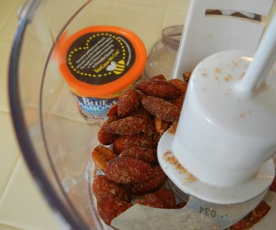 Honey Roasted Chipotle Almonds
