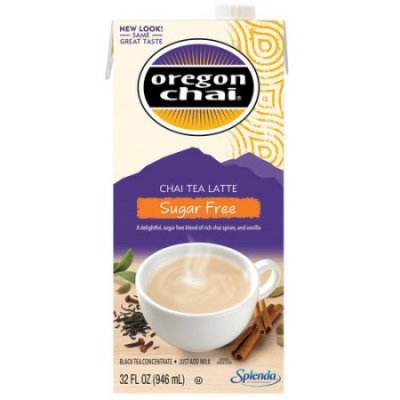 Original Chai Tea Latte, Sugar-Free