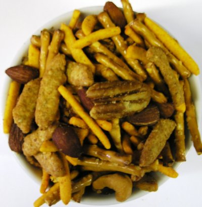 Snack Nibbles, Nut Mix