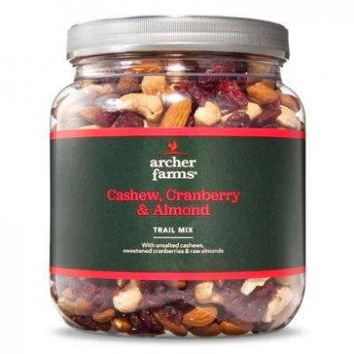 Cashew Cranberry & Almond Trail Mix