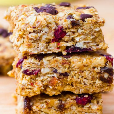 Chewy Granola Bar - Cherry Dark Chocolate