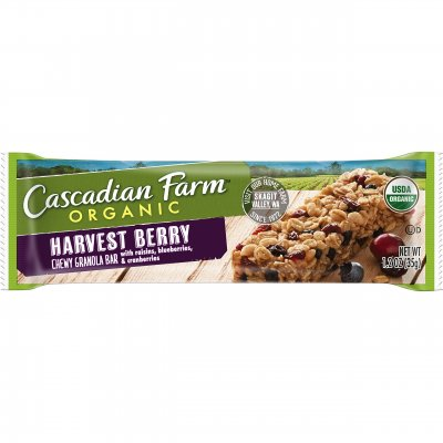 Harvest Berry, Chewy Granola Bars