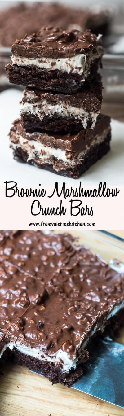 Snack Bar, Brownie Crunch