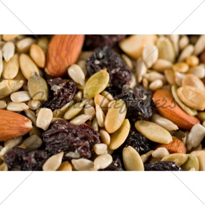 Antioxidant Indulgence Trail Mix