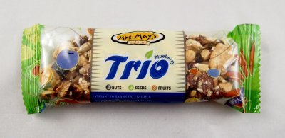 Trio Bar - Blueberry