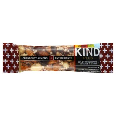 Almond And Cranberry Nut Bar