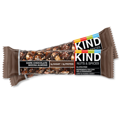 Dark Chocolate Chili Almond Bar